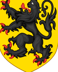 Counts of Flanders banner